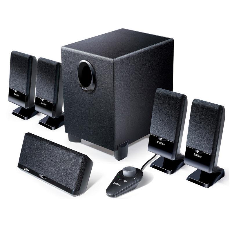 Rambled r151t 5.1 audio encoding subwoofer computer speaker(China (Mainland))
