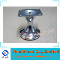 chromed vase design furniture feet F23