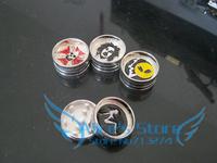 Free shipping 12pcs/lot (dia 3cm) mini 2-layer Metal herb grinder Tobacco Grinder Machine Gift Promotion GR061B