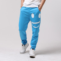 Hot-selling wholesale male sports harem pants /slim sports casual pants