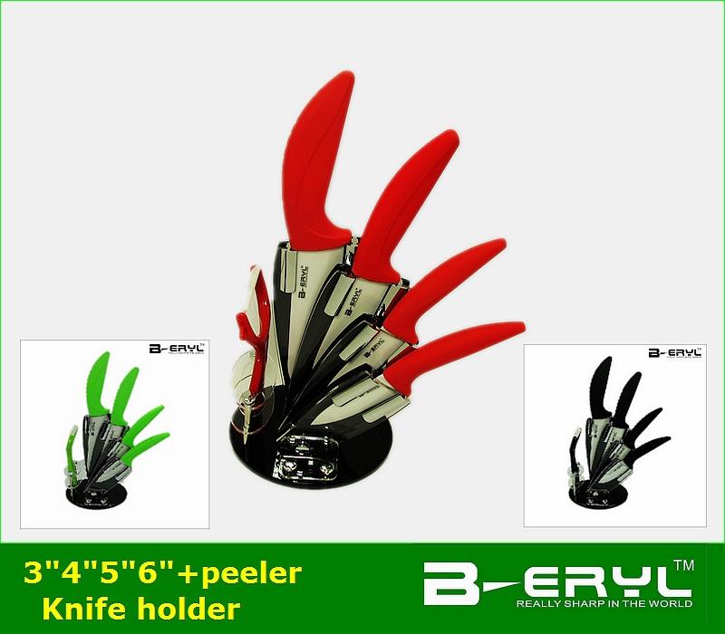 Beryl Ceramic Kitchen Knives 6 Quot Bread The Ceramic Knife