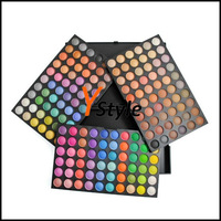 EyeShadow Palette180 Colors with Mineral Eyeshadow Pigment Make Up Kit, 1pcs Free Shipping Drop Shipping Eyeshadow Pigments