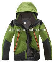 Mens Brand JackW Trekking Jacket Outdoor Clothing 3 Layer Taped Waterproof Windbreaker Hiking Wear J10