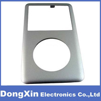 50PCS X Front Cover Housing Replacement for iPod Classic,Silver / Black