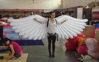 free shipping decoration inflatable wing