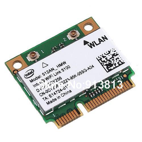 Half Mini Intel 5100 WiFi PCI E Wireless Card for IBM X200 X300 X301 X400(China (Mainland))