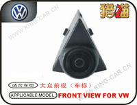 12voltage high definition night vision waterproof factory type car front view camera for volkswagen
