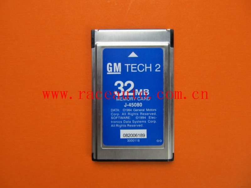 32MB CARD FOR GM TECH2 6 kinds software original gm tech2 32mb card ,32 MB Memory GM Tech 2 Card(China (Mainland))