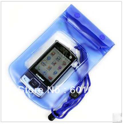 Dive bag drifting bag mobile phone camera waterproof case samsung waterproof cell phone(China (Mainland))