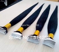 Cheap Malaysia Tape Human Hair Extension Grade 5A #1,#1B,#2,#4 2.5g*40Pcs 100g/Pack Silky Straight Malaysia Virgin Human Hair