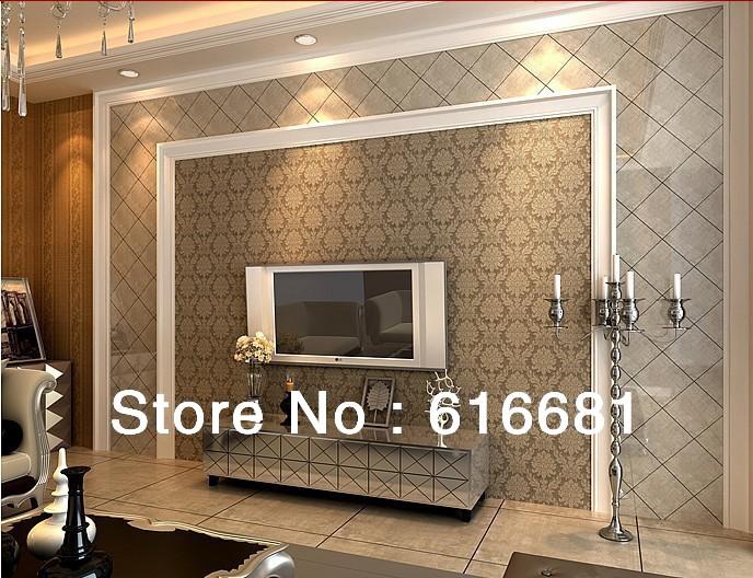 Online kopen wholesale speciaal behang uit china speciaal behang groothandel - Deco tv muur ...
