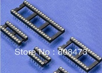 DIP-20 20P round hole socket IC socket round pin IC Block