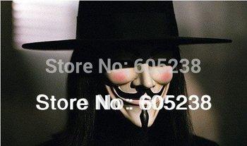 10pcs/lot Guy Fawkes Mask / V for Vendetta Mask / Party Mask