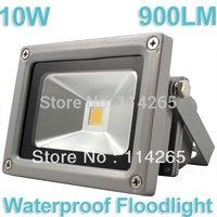 20pcs per lot 10W AC85-265V Waterproof  Warm White/Cool White 1pcs high bright LED Flood light corn bulb DHL/EMS/UPS/Fedex ships
