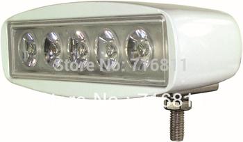 12v 24v 15W LED Work Lamp Light Waterproof Boat Marine Deck Truck tractor offroad Fog light kit