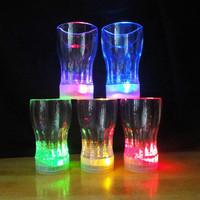 Розничная 3 шт красочный праздник волоконно-оптических лампа Качим малых ночью свет волоконно-оптических цветок