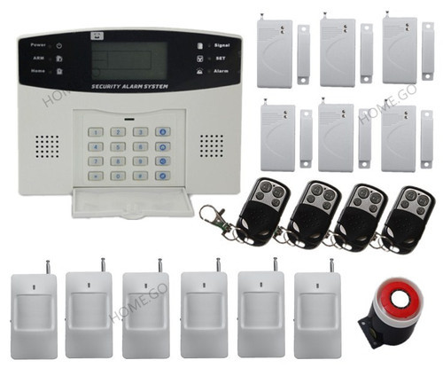 now Wireless Home Alarm Security Inturder System Phone line AUTO-DIALER(China (Mainland))