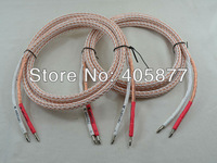 Pair 2.5M Biwire Kimber Kable 12TC speaker cable audiophile speaker wires without original box