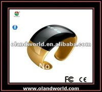 2012 Newly Bluetooth Bracelet for Any Mobilephone/Iphone/Ipad with OLED Display