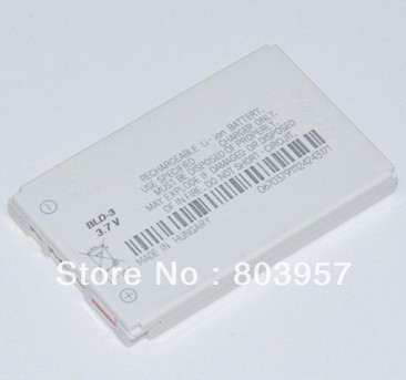 Free Shipping 20pcs/Lot Li-ion 3.7V 1200mAh OEM/Replacement battery BLD-3 Nokia 2100 3200 3205 3205i 3300 6560 6585 6610(China (Mainland))