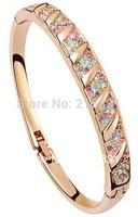 bracelet gold free shipping
