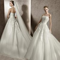 2012 new arrival winter wedding dress formal dress tube top sexy wedding dress fish tail fashion short trailing