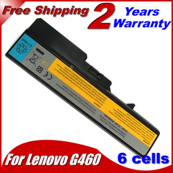 Laptop Battery For Lenovo B470 G460A G460L G560 IdeaPad G460 G560 V360 V370 V470 Z460 Z465 Z560 Z565(China (Mainland))