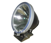 "9"" 9-32V 55W 4000LM HID xenon work light driving offroad truck Boat fog lamp"