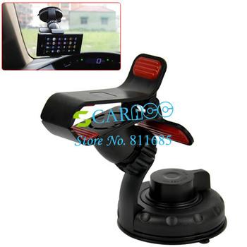 New Car Mount Holder Cradle Bracket Mobile Phone Holder Windscreen Universal 6006