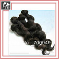 "1 pcs high quality AAAA grade malaysian virgin hair natural color body wave 8""-28"""