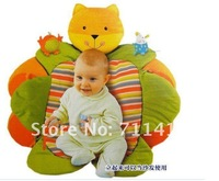 1pcs/lot  In Stock Free Shipping ELC Blossom Farm Sit Me Up Cosy-Baby Seat,Yellow Cat/Small Baby game pad Come with Pump