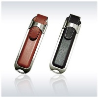 Free Shipping 2GB 4GB 8GB 16GB 32GB 64GB Leather USB Flash Pen Drive