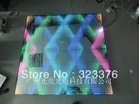 Super Slim Video Dance Floor LED Display For Stage