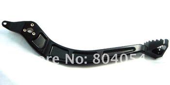 CNC BLACK Rear Brake Pedal For pit bike Hyper Light Weight