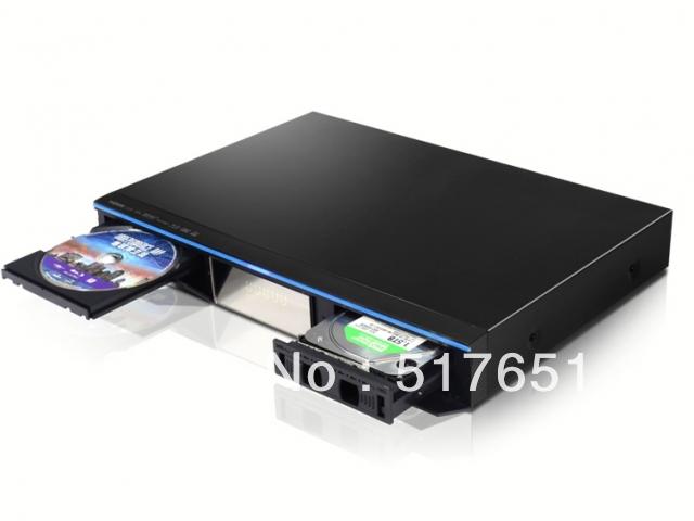 Free Shipping,kaiboer K750li HD HDD HDMI high definition media player,SIGMA 8643AD CPU,blu-ray CD-ROM(China (Mainland))