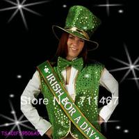 free shipping 2013 hot sale  Saint Patrick's Day Sash party decoration 50pcs/lot