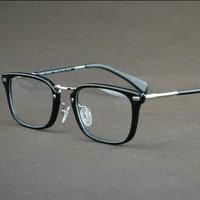 Vintage rubric personalized fashion glasses frame ARMANLI ga899 male Women myopia eyeglasses frame