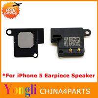 150pcs/lot Free DHL/EMS Original Replacement Ear Speaker for Apple iPhone 5 GSM Sound Music Audio Loud Ring Hear Voice Part