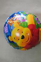 "PT0048 Round Winnie Bear Balloon, Bear & Family Friendship Balloon, 18"" Inch 46cm, 10pcs/lot, free shipping"