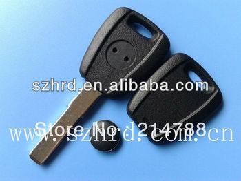 Good sales key shell.Fiat key shell can put ceramic and TPX2 chip key cover.car key