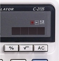 New Design novelty financial calculator calculator solar  the counter of the digital electronics with good quality