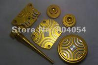 Gold CNC ENGINE DRESS UP KIT for Honda CRF50 XR XR50 70 125 138 KLX110 TTR90