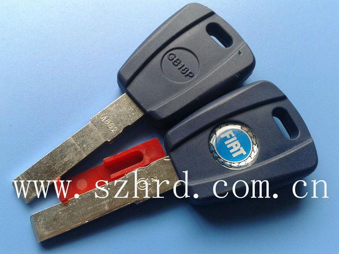 new arrival Fiat remote keys car key cover key fob key shell wholesale and retail(China (Mainland))
