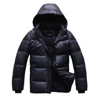 Male short design down coat male casual trend Men men's clothing