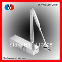 Free Shipping High Quality Quadrangle Hydraulic Door Control Hardware Closer ELY-966