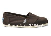 Free Shipping Chocolat  Canvas Women's Classics canvas classics shoes