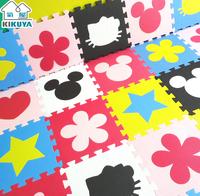 Free shipping!Baby Floor Mat Children's Environmental Tasteless Eva Foam Mat puzzle  foam pad floor mat eva plastic