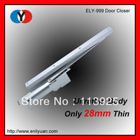 High Quality Hotel Concealed Ultrathin Door Closer ELY-999