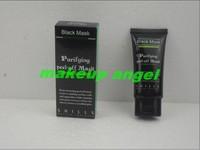 Hot Sale !!  SHILLS black mask deep cleansing purifying peel-off mask remove blackhead facial mask 50ml