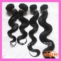 guangzhou shine hair  human hair products brazilian hair body wave